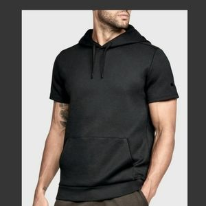 Under Armour Unstoppable Knit Short Sleeve Hoodie